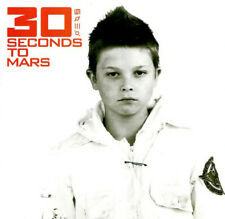 30 Seconds To Mars – 30 Seconds To Mars. CD. Mint. Sealed