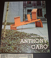 Anthony Caro by William S. Rubin Museum of Modern Art New York 1975 Sculpture