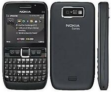 Seller Refurbished Nokia E63 with box & genuine accessories - Black!
