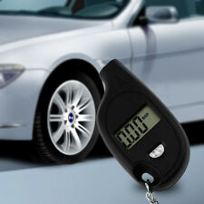 NEW Black Car Auto LCD Digital Tyre Tire Pressure Gauge Keychain
