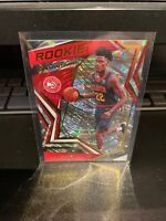2019-20 Revolution Rookie Fractal Cam Reddish RC Hawks