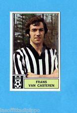 BELGIO-FOOTBALL 1972/73-PANINI-Figurina n.141- VAN CASTEREN -F.C. DIEST-Rec
