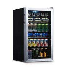 Small Beverage Cooler Commercial Under Counter Beer Soda Fridge with Glass Door