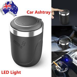 Portable Auto Car Ashtray Truck Cigarette Smoke Ashtray Ash Cylinder Holder NEW