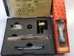 Mitutoyo inside micrometer bundle, 141-101, 141-025, metric, range 25-80mm.