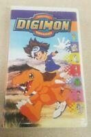 Digimon Vol. 1 (VHS, 1999)