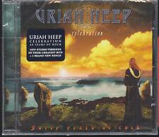 URIAH HEEP - CELEBRATION - CD ( NUOVO SIGILLATO )