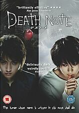 Death Note (DVD, 2009) Death Note DVD (2009) Tatsuya Fujiwara