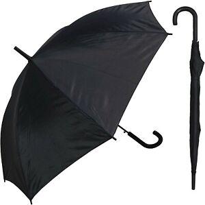 RainStoppers Auto Open European Hook Handle Umbrella *New/Unused*