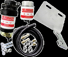 FUEL MANAGER Diesel Filter Kit FMPRADODPK Toyota Prado 120 / 150. 5 MICRON KIT