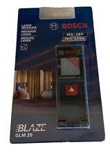 Bosch Blaze Glm 20 X 65ft Laser Measure New Sealed