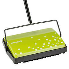 NEW Bissell Refresh Manual Sweeper - Floral Pattern - FREE SHIPPING