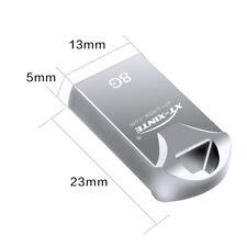 32GB Mini Drive Flash New Drive 16GB stock Metal 8GB Memory USB Pen 64GB Usb In