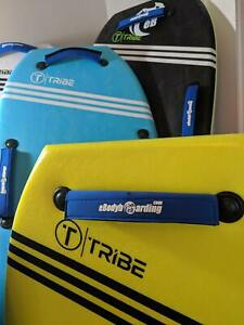 Tribe Adaptive Special Needs Bodyboard with handles for challenged athletes