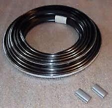 Profilo in plastica cromata per guarnizione Autobianchi A112 1° serie