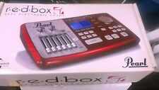 Pearl r.e.d.box Rbm-20 Redbox Real Electronic Drum Module in Original Packaging.