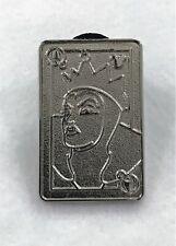 Disney Pin Trading 2014 Evil Queen Silver-Tone Hidden Mickey Collectible