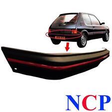 PEUGEOT 205 GTi Mk 2 1990-1996 Pare-chocs arrière noir avec rouge bordure &