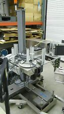 NEW JERSEY MACHINE NJM CLI 400L-0057 FINAL TOUCH PACKAGE LABELING SYSTEM #2