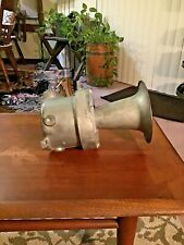 Vintage Crouse-Hinds Industrial Metal Siren - Eth 2703