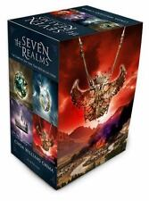 The Seven Realms Box Set by Cinda Williams Chima (2013, Paperback)