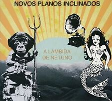 Novos Planos Inclinados - A Lambida De Netuno [New CD] Brazil - Import