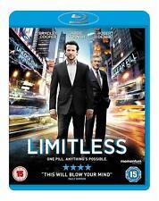 Limitless Blu-ray