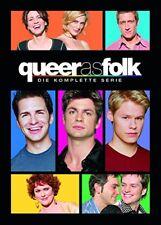 24 DVD-Box ° Queer as Folk ° komplette Serie - Staffel 1 - 5 ° NEU & OVP