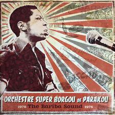 ORCHESTRE SUPER BORGOU DE PARAKOU ANALOG AFRICA RECORDS VINYLE NEUF NEW VINYL