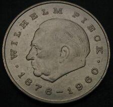 GERMANY (DDR) 20 Mark 1972 A - Copper/Nickel - Wilhelm Pieck - VF/XF - 1777