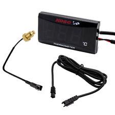 Motorrad Thermometer Instrumente Temp Temperatur Digitalanzeige Für KOSO Neu