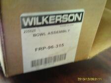 WILKERSON FRP-96-315 Bowl ASSEMBLY 4 PCS