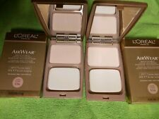 2 X Loreal Air Wear #556 Ivory, slightly imperfect, Boxed.