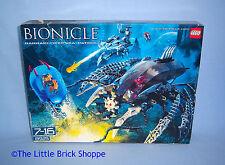 RARE Lego Bionicle 8925 BARRAKI DEEPSEA PATROL - ✴ New and still sealed ✴