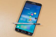 Samsung Galaxy Note 5 64GB Black - Smartphone - Unlocked To All Networks