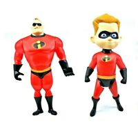 The Incredibles 2 Big Action Figures 32cm tall Mr Action Figure and Dash AU
