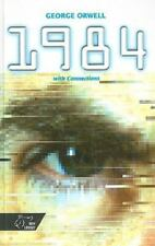 HRW Library: 1984 : With Connections by George Orwell (2002, Hardcover)