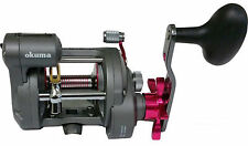 NEW Okuma Cold Water Line Counter Ladies Edition Reel Left Hand CW-203DLX-LE