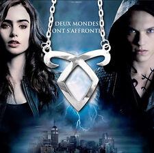 Bones Angelic Power Rune Necklace Pendant 2017 The Mortal Instruments City of