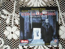 SUN PROMO DVD - WIRE IN THE BLOOD - MERMAIDS SINGING- ROBSON GREEN