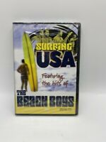NEW SEALED DVD SURFING USA FEATURING THE HITS OF THE BEACH BOYS