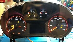 2016 GMC CANYON USED DASHBOARD INSTRUMENT CLUSTER FOR SALE