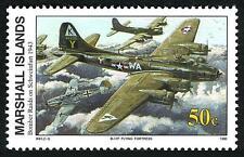Marshall 471,MNH.Michel 461. WW II,Bombing Raids on Schweinfurt,Aug.17,1943,1993
