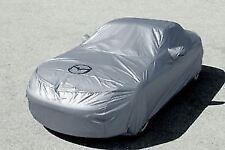Genuine mazda mx-5 2005 + housse véhicule extérieure-ne85-w2-113