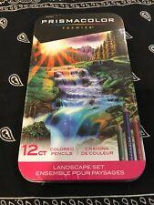 Prismacolor Premier Colored Pencil Set 12ct, Landscape Set