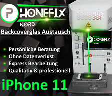 iPhone 11 Backcover Reparatur Rückseite Glas ✔️ PROFESSIONELL ✔️ 100% ZUFRIEDEN