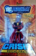 DC Universe infinate EROI CRISI psico Pirata serie 1 Figura #49 Action NUOVO con scatola