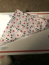 New listing pet bandana Med-large, Tie On ,Pups An Paw Prints!