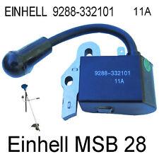 EINHELL 9288-332101  bobine allumage MSB 28 debroussailleuse Ignition Coil 11A