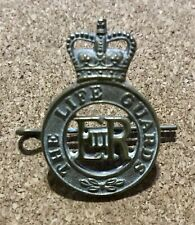 The Life Guards Cap Badge